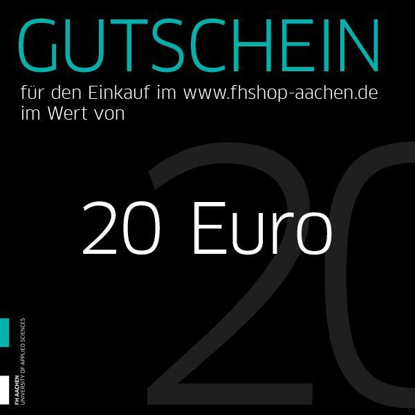 Gutschein, 20 Euro